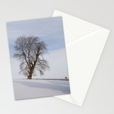 In white Stationery Cards