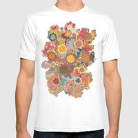Sempervirent Mens Fitted Tee White SMALL