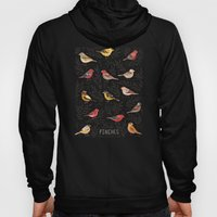 Finches of North American Field Guide Hoody