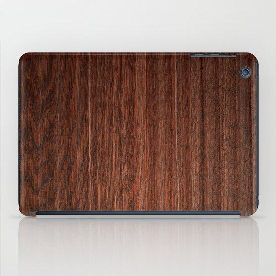 Wood #3 iPad Case
