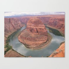 Horse Shoe Bend Canvas Print