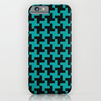 iPhone & iPod Case featuring Simple Swirl by Stoflab