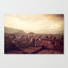 Kathmandu Sea Canvas Print