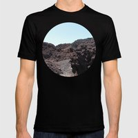 sulfur Mens Fitted Tee Black SMALL