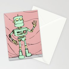 Robot Jones Stationery Cards