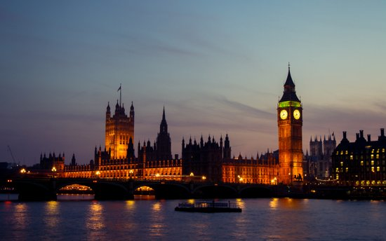London | Big Ben Art Print