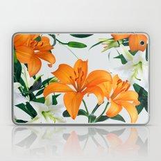 Glorious Lilies Laptop & iPad Skin