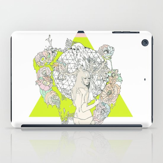 für owl  iPad Case