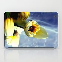 only nature is perfect iPad Case