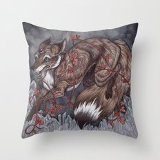 The Escapist  Throw Pillow