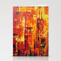 Chicago Fire Stationery Cards