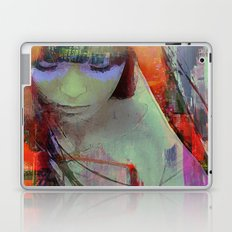 Touch right in the heart by your love Laptop & iPad Skin