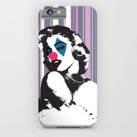 iPhone & iPod Case featuring Marilyn Monroe by Gabriele Omar Lakhal