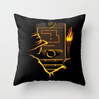 Why Did It Have To Be Sn… Throw Pillow