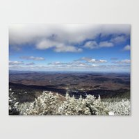 Killington View Canvas Print