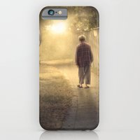 """iPhone & iPod Case featuring """"It's time,"""" he said. by Rachel Bellinsky"""