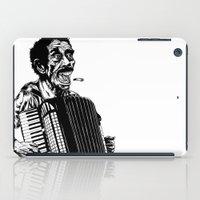 Acordeão iPad Case