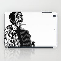 Acordeão iPad Case