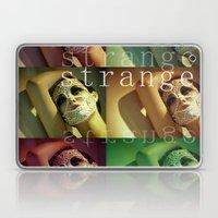Strange Model Laptop & iPad Skin