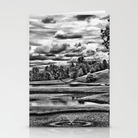 Flowing Waters Stationery Cards