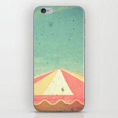 Big Top iPhone & iPod Skin