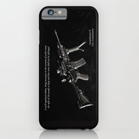 2nd Amendment iPhone 6 Slim Case