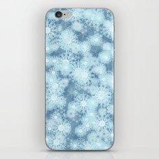 snow storm iPhone & iPod Skin