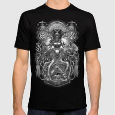 Winya No.85 Mens Fitted Tee SMALL Black