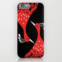 iPhone & iPod Case featuring The Firebird - Stravinsky by Prelude Posters