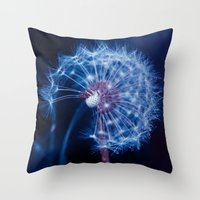 Light In The Sky Throw Pillow