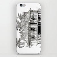 Rumah Kampung (Large) iPhone & iPod Skin