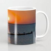 Holy Sunset On The Balti… Mug