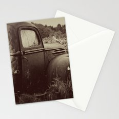 The Past Stationery Cards