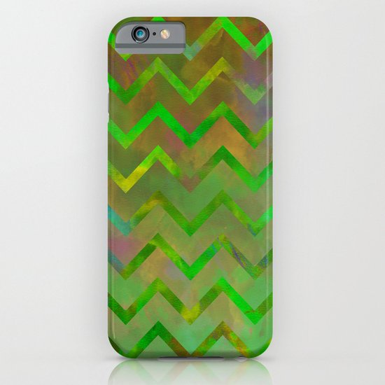 PATTERN {Chevron 006} iPhone & iPod Case