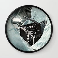 Cold Soundz Wall Clock