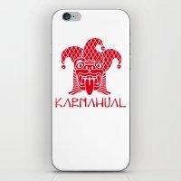 Karnahual iPhone & iPod Skin