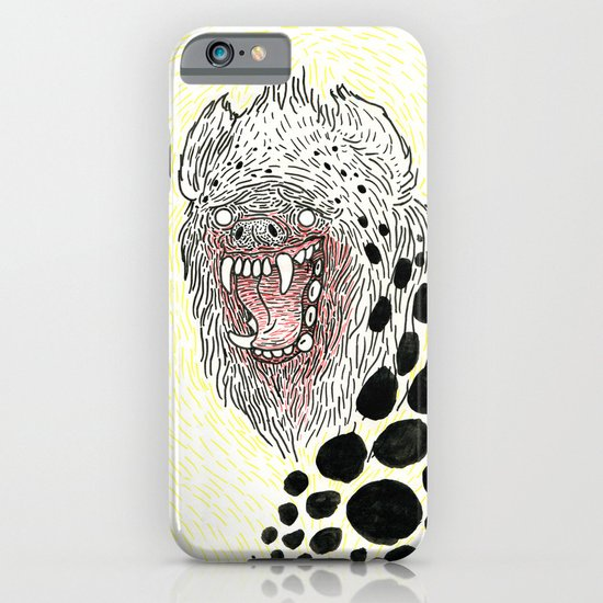 Monstrous and Free iPhone & iPod Case