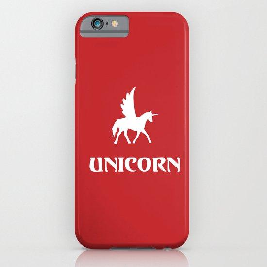 Unicorn iPhone & iPod Case