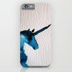 Blue Unicorn Slim Case iPhone 6s