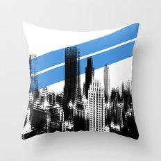 Tripping London. Throw Pillow