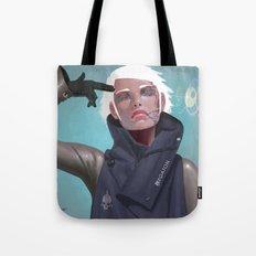 Sf Wyv 51 Tote Bag