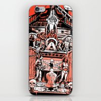 Sea of Red: Judgement iPhone & iPod Skin