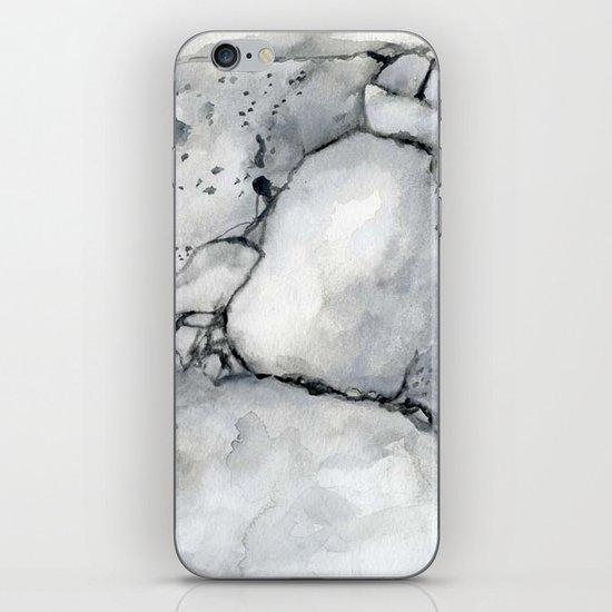 Skeletal iPhone & iPod Skin