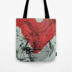 tell your ma tell your pa  Tote Bag