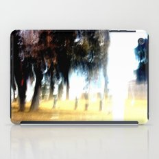 Ghost Forest iPad Case