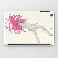 Dead model No.2 iPad Case