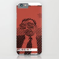 iPhone & iPod Case featuring American Beauty alt movie poster by Adam Juresko