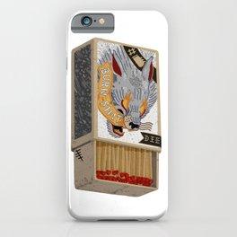 iPhone & iPod Case - Burn Shit. - NVM Illustration
