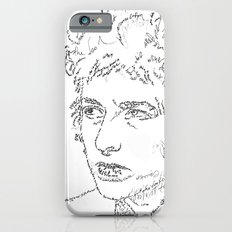 Bob Dylan WordsPortrait  Slim Case iPhone 6s