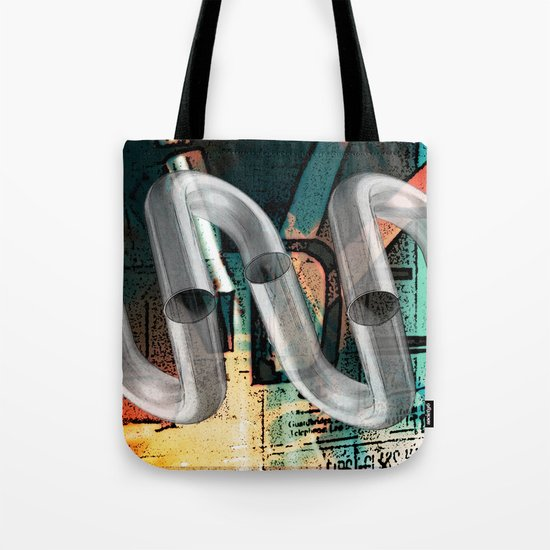 every end is a beginning Tote Bag